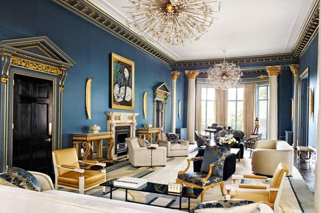 Tips for antique interior design