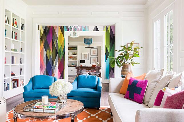 colorful decorative pillows 2019