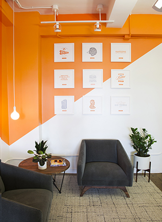 Summer decoration office ideas color schemes