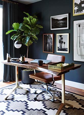 Summer decoration office ideas carpet