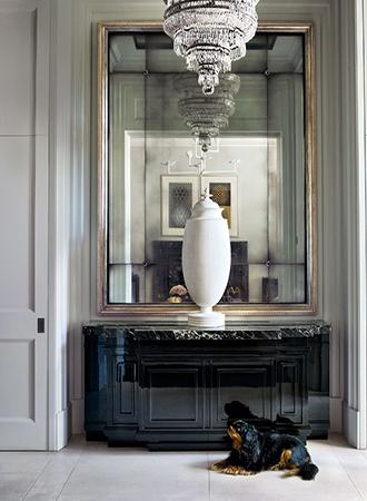 mix interior design styles details