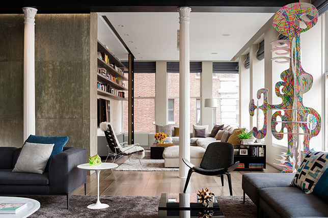 smart ways to mix interior design styles