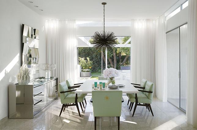 mix interior design styles color palette