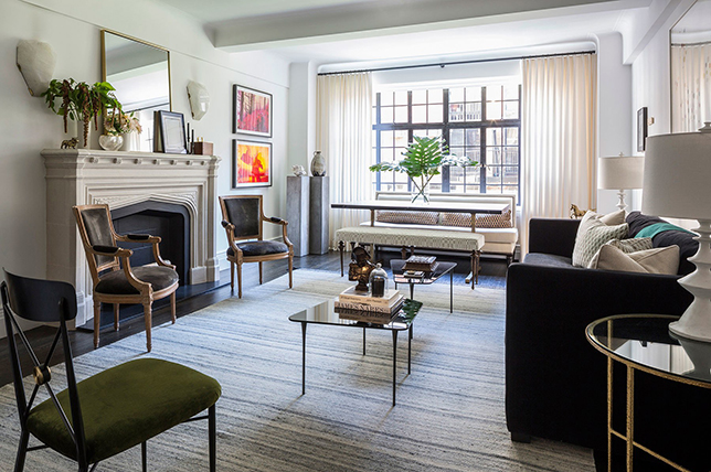 mix interior design styles ideas