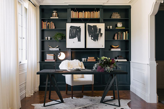 cozy home office ideas