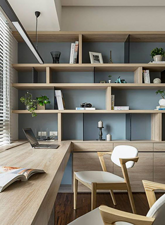 Scandinavian home office ideas