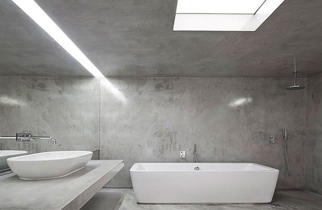 modern minimal bathroom ideas 2019