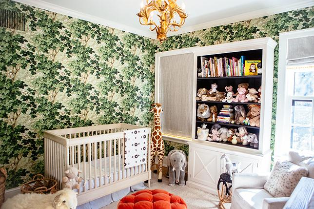 best nursery wallpaper 2019