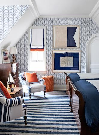 modern striped wallpaper 2019