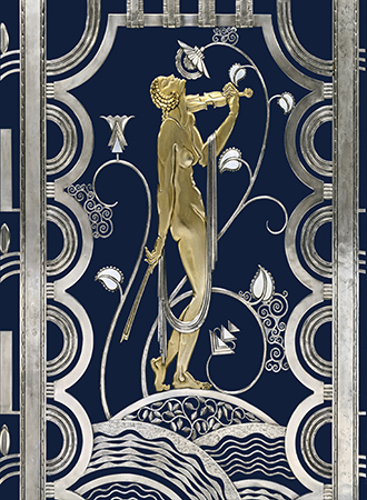 art deco panel screen wall decor ideas 2019