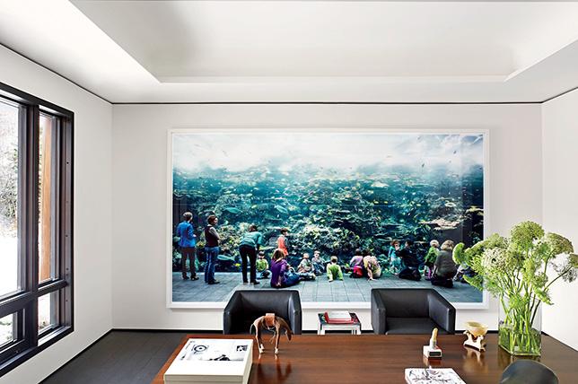 artistic office furniture ideas