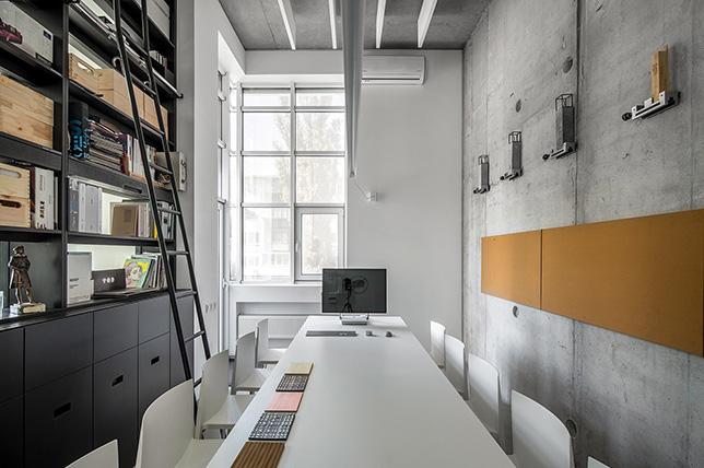 symmetrical office furniture ideas