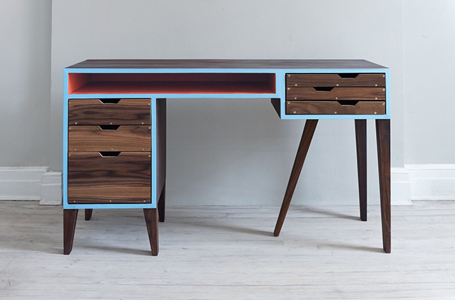 Vintage desk office furniture ideas