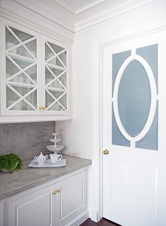 individual elegant cabinet doors