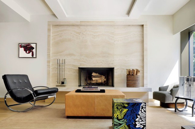 minimal fireplace ideas