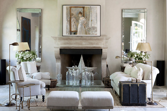 classic fireplace design ideas