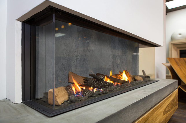 covered fireplace design ideas