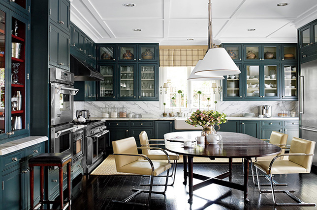 Transitional home styling tricks