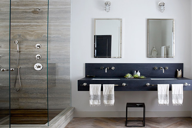 modern bathroom ideas colors