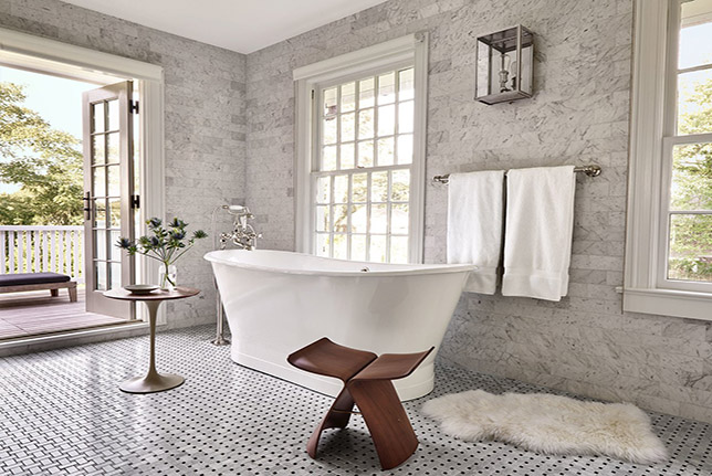 Guide to modern bathroom ideas