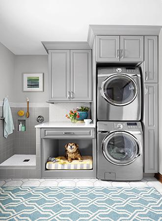 Laundry room ideas storage