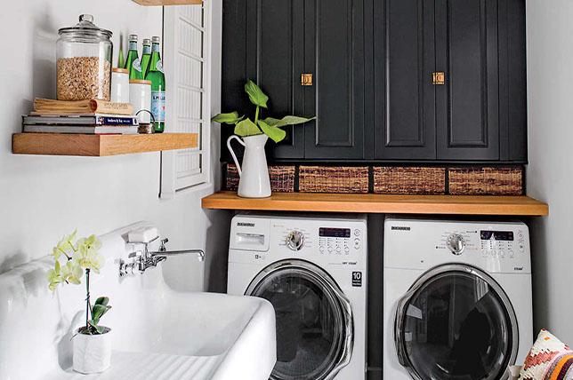 modern laundry room ideas