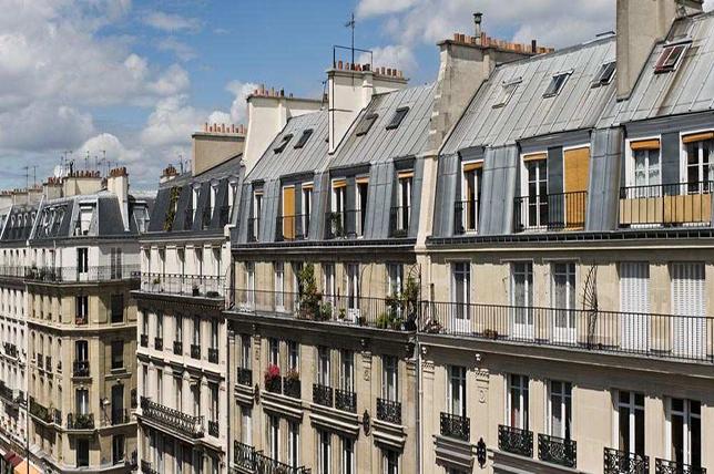 Mansard roof types