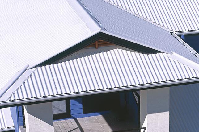 Roof types Dutch gable
