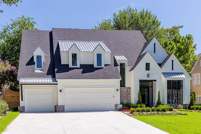 Asphalt roof ideas
