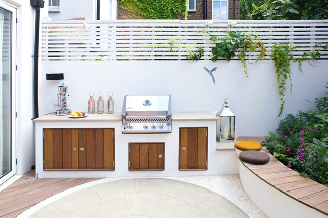 Grilling ideas for the outdoor kitchen