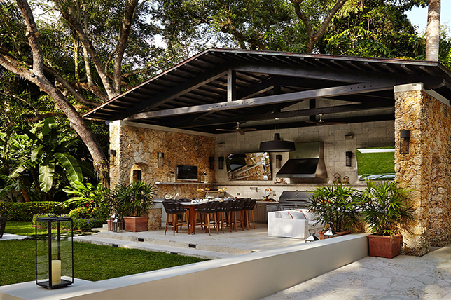inspiring ideas for the outdoor kitchen