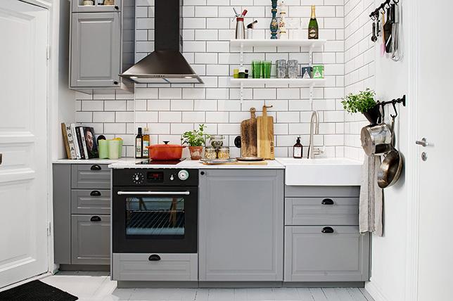gray kitchen color ideas
