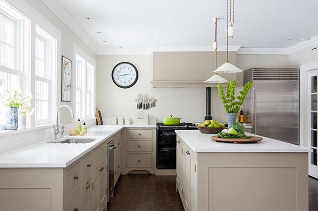 cream colored kitchen color ideas