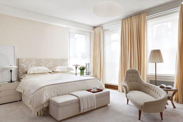 Tan bedroom colors