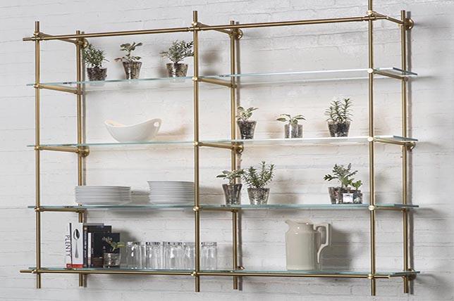 Glass shelves-kitchen-renovation-trends-2019