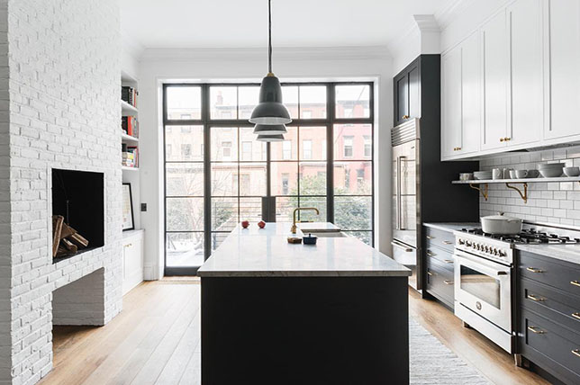 Inspiration for kitchen renovation trends 2019