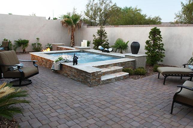 Whirlpool terrace ideas