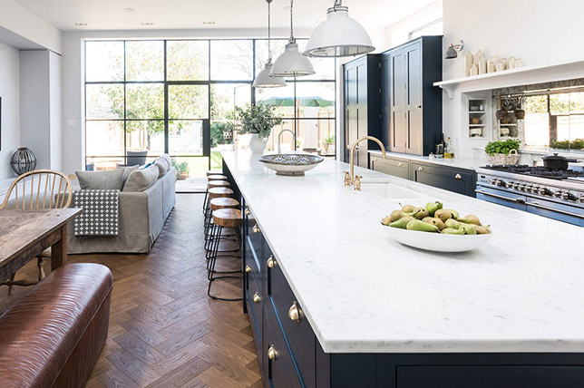 Kitchen island ideas more storage space