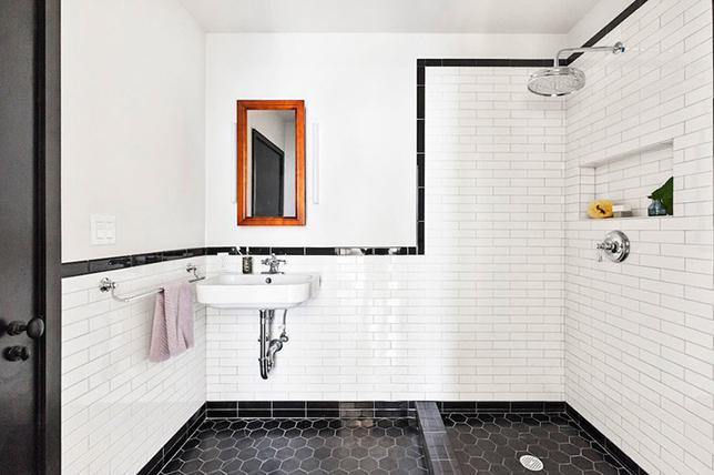 compact shower ideas