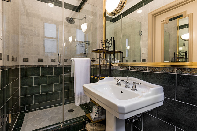 Ideas for tiled showers
