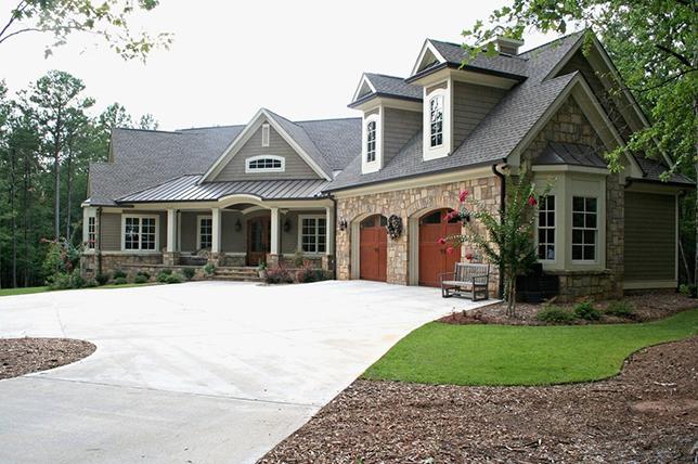 Craftsman's porch ideas