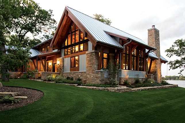 Craftsman house architecture