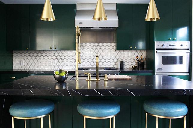 Night Watch Hunter Green 2019 Interior Design Trends