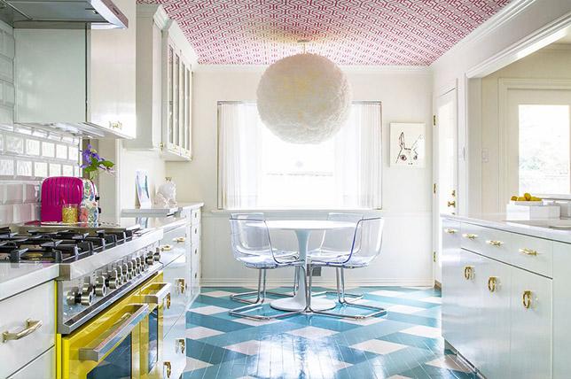 Statement ceilings 2019 interior design trends