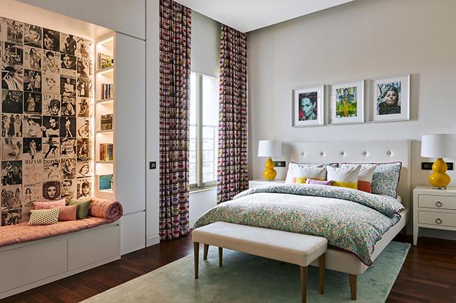 modern fashion teen bedroom ideas
