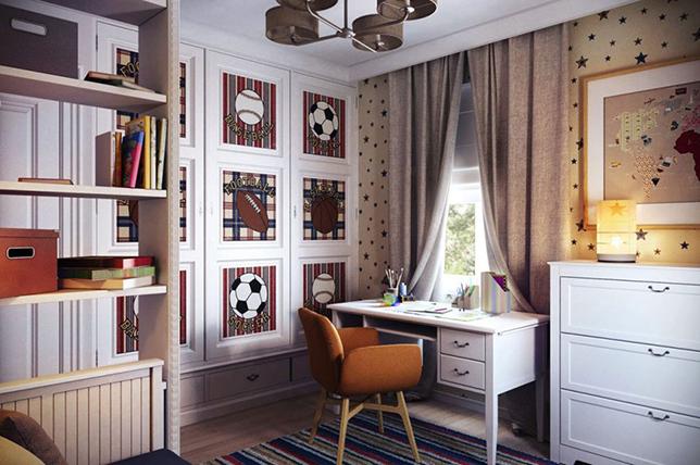 neutral boys teen bedroom ideas