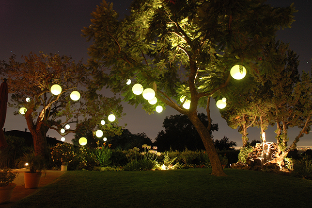 Outdoor summer decor ideas lanterns