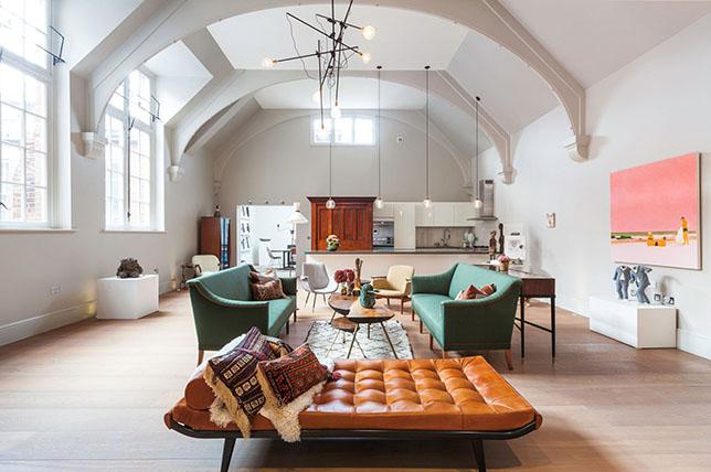 versatile interior design