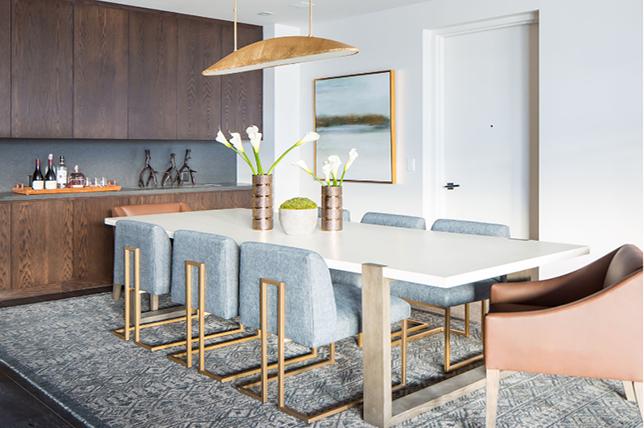 modern interior designers from Newport Beach