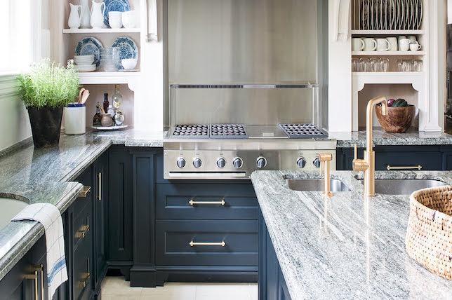 traditional interior design kitchen style
